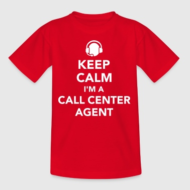 Call center - Kinder T-Shirt