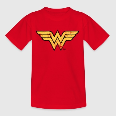 Wonder Woman Logo vintage - T-shirt barn
