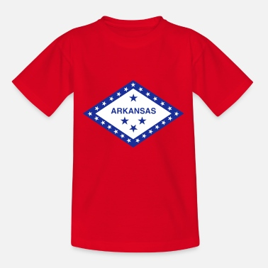 Arkansas Arkansas - Kids' T-Shirt