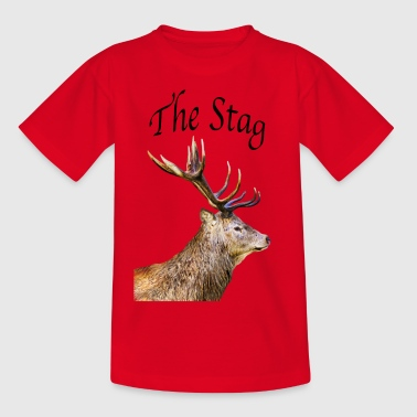 Stag - Kids' T-Shirt