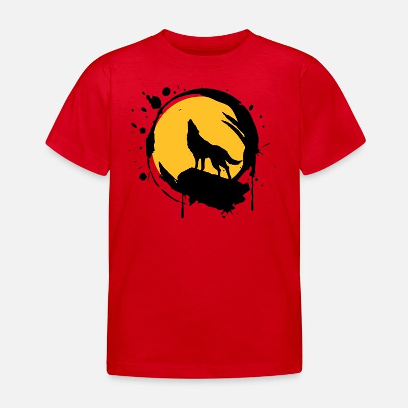 Lupo luna piena simbolo del potere totem luna wicca - Totem palo modelli per bambini ...