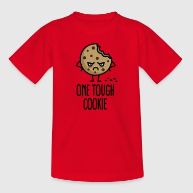 One tough cookie - Kids' T-Shirt