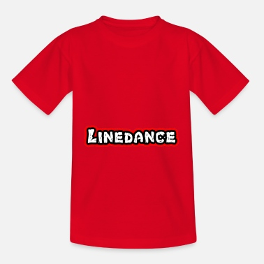 Countrymusic Linedance, western, countrymusic, gift, funny, - Kids' T-Shirt