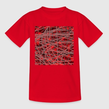 red - Kids' T-Shirt