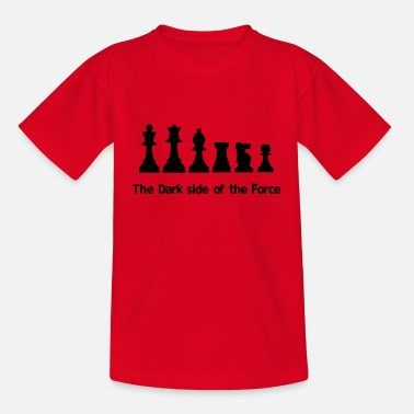 The Force The Dark Side of the Force - T-shirt Enfant