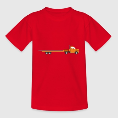 Transport transporter - Kids' T-Shirt