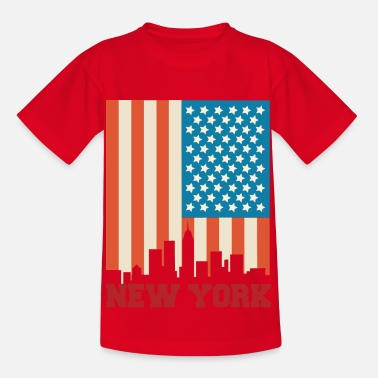 New York new York - Kids' T-Shirt