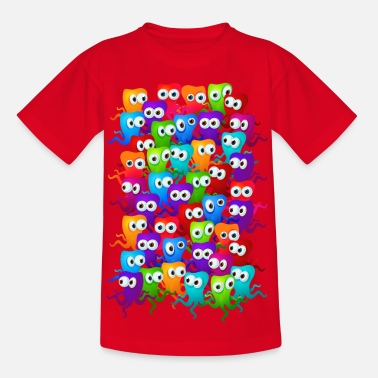 Squids - Kids' T-Shirt