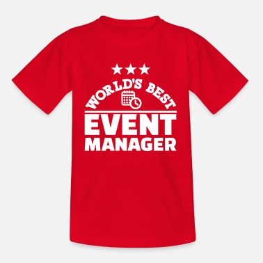 Event Event Manager - Kinder T-Shirt