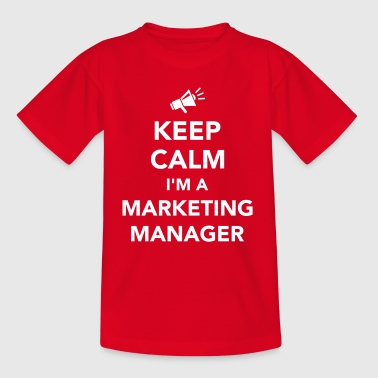 Marketing Manager - Kinder T-Shirt