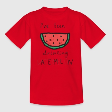 Fruit / Fruit: Melon - Watermelon - Kids' T-Shirt