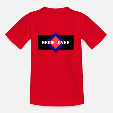 Game Over - T-shirt Enfant