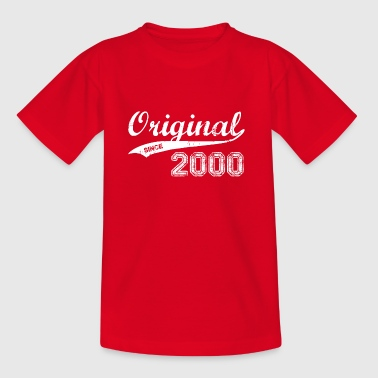 Original 2000 birthday years gift T-shirt - Kids' T-Shirt