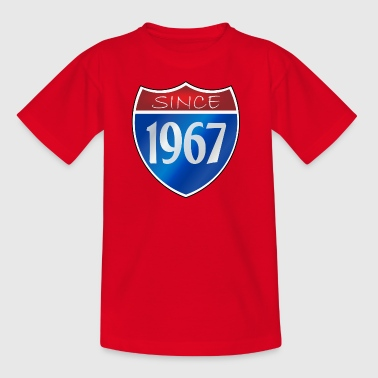 Since 1967 - Kids' T-Shirt