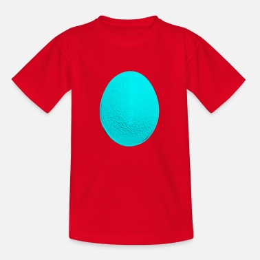Egg Easter egg - Kids' T-Shirt