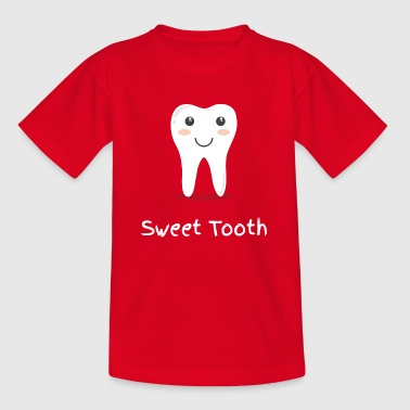 Sweet Tooth - Kinder T-Shirt