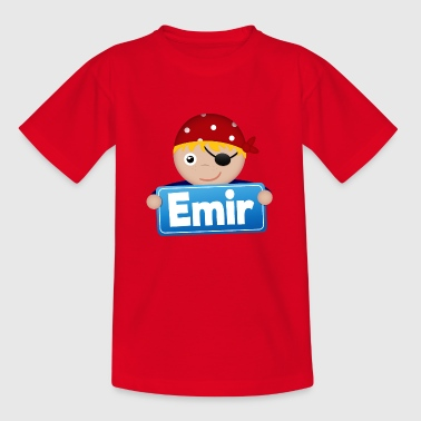 Petit Pirate Emir - T-shirt Enfant
