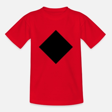 Rhombus Diamond - Kids' T-Shirt