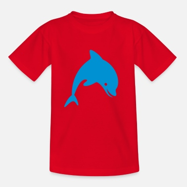 Delphin Dolphin - Kinder T-Shirt