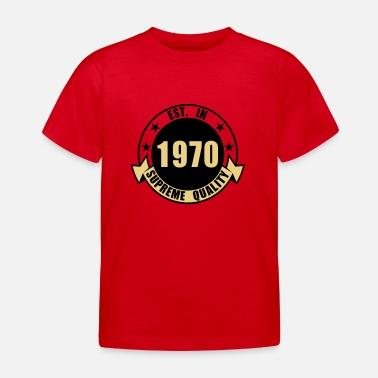 Cappuccio Con Premium Per Felpa BambiniSpreadshirt 1970 Supreme FKc3Tl1J