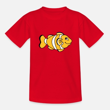 d401b26f8aa4 Poco peces payaso Body de manga corta bebé