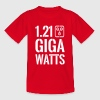 1.21 Giga Watts - Flux capacitor - Kids' T-Shirt