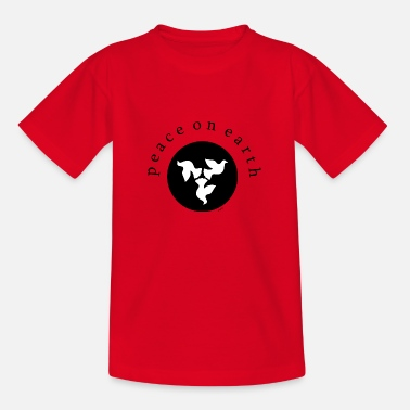 Global Peace on Earth, Peace on Earth - Kids' T-Shirt