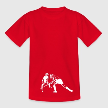 Hockey Girls - Kids' T-Shirt