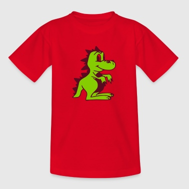 Friendly Dragon - Kids' T-Shirt