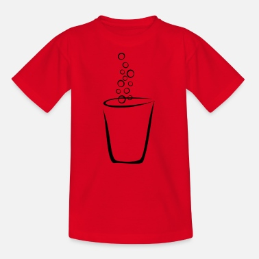 Becher Becher - Kinder T-Shirt