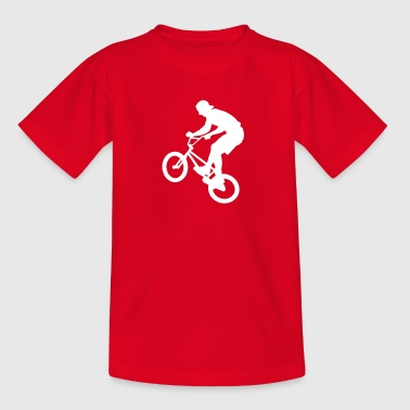 Cool BMX Rider  - T-shirt Enfant