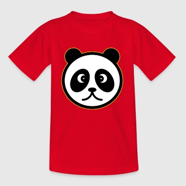Cute Panda - T-shirt Enfant