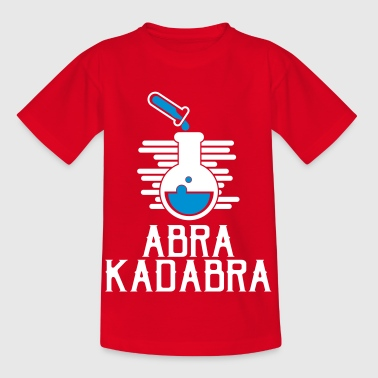Sciences Abracadabra - Sciences - T-shirt Enfant