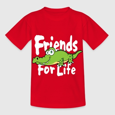 Friends for life - Kids' T-Shirt