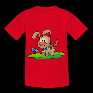 doggy 01 - T-shirt Enfant