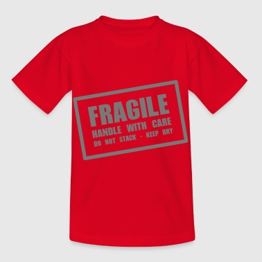 Fragile - T-shirt barn