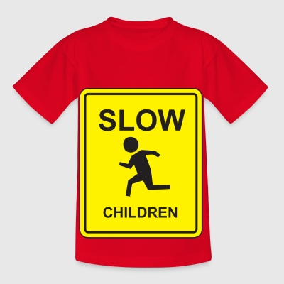 Slow - Kids' T-Shirt