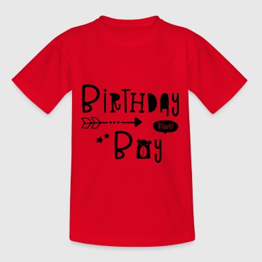 Birthday Boy - Boys - Boys - Boys - Kid - Kids - Kids' T-Shirt