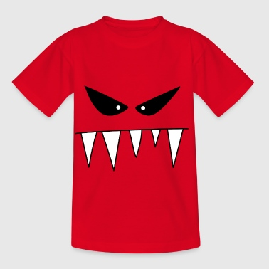 wicked monster - Kinderen T-shirt