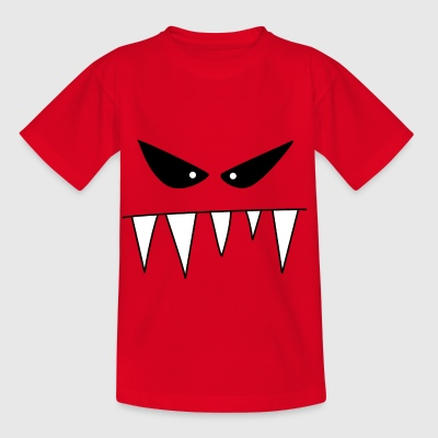 wicked monster - Kids' T-Shirt