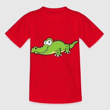crocodile - T-shirt Enfant