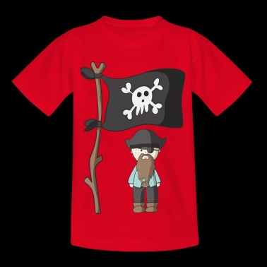 pirate - T-shirt Enfant