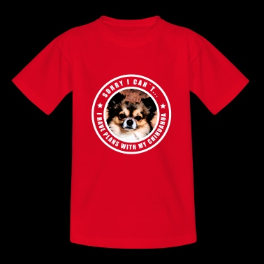 Chihuahua Puppy Gift Hond Chihuahuas - Kinderen T-shirt