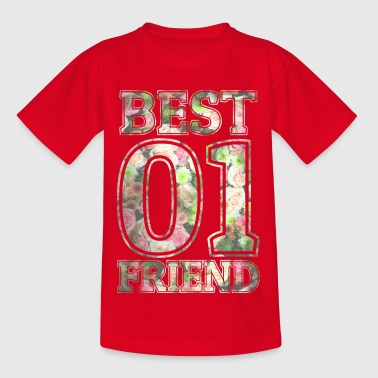 best Friend - Kinderen T-shirt
