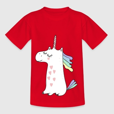 2541614 134810825 Unicorn - T-shirt barn