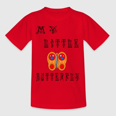 butterfly1 - T-shirt barn