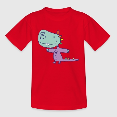 Little dragon / little dragon - Kids' T-Shirt