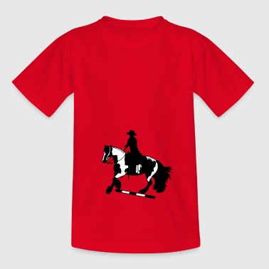 Tinker gallop I pole - Kids' T-Shirt