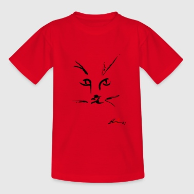 MUSO_DI_GATTO - T-shirt Enfant