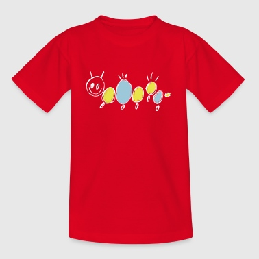 Caterpillar - Kids' T-Shirt
